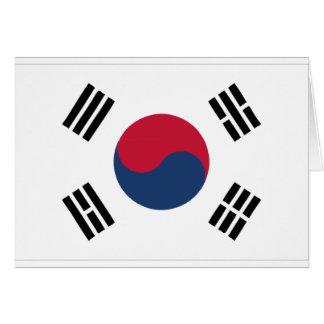 South Korea Card