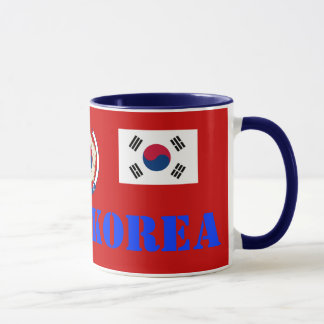 South Korea* Ceramic Mug