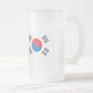 South Korea Flag Coffee Mug