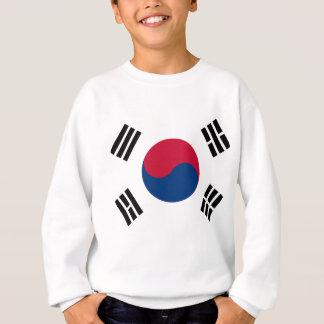 South Korea Flag Sweatshirt