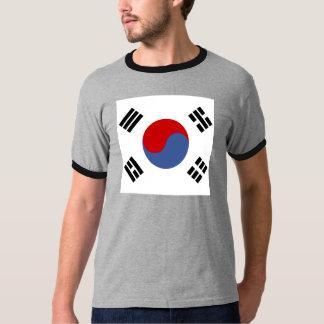 South Korea High quality Flag T-Shirt