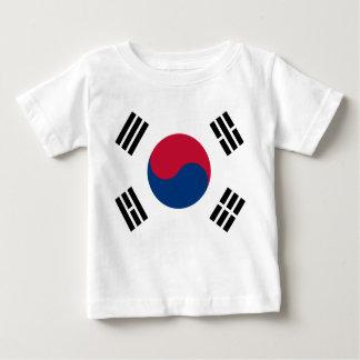 South Korea Korean Flag Seoul S.K. Koreans Pride Baby T-Shirt
