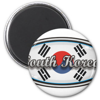 South Korea Magnets