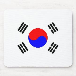South Korea Mouse Pad