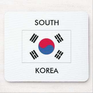 South Korea mousepad