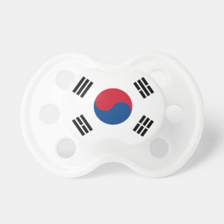 South Korea Pacifiers