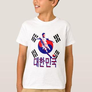 South Korea Soccer 2010 #2 T-Shirt
