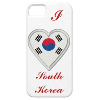 South Korea South Korean flag Barely There iPhone 5 Case