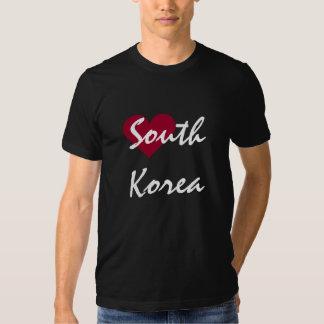 South Korea T Shirts