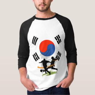 South Korea Team Supporter World Cup 2010 T-Shirt