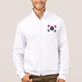 South Korea World Flag Jacket