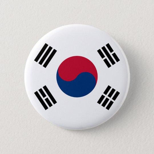 South Korean Button