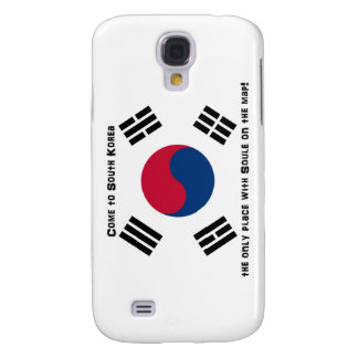 South Korean Flag Galaxy S4 Case