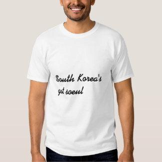 South Korea's got total seoul Tee Shirt