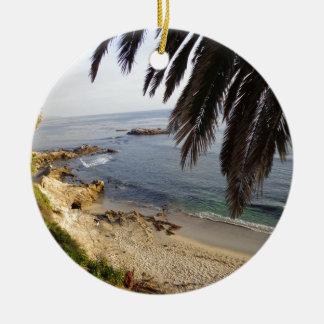 south laguna beach christmas ornament