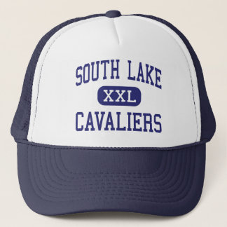 South Lake - Cavaliers - High - Saint Clair Shores Trucker Hat