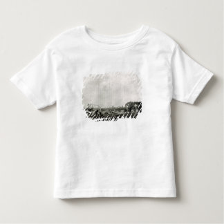 South Matadero  engraved by Maile and Toddler T-Shirt