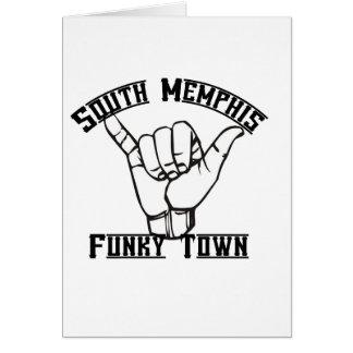 South Memphis Greeting Card