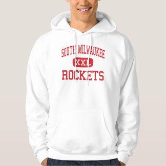 South Milwaukee - Rockets - High - South Milwaukee Hoodie