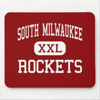 South Milwaukee - Rockets - South Milwaukee Mouse Mats