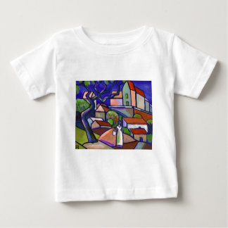 SOUTH OF FRANCE PRINT BABY T-Shirt