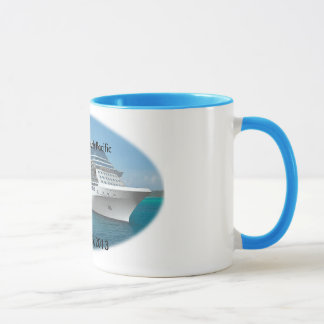 South Pacific Cruise Mug
