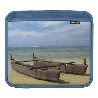 South Pacific, French Polynesia, Moorea. iPad Sleeve