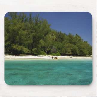 South Pacific, French Polynesia, Moorea Mouse Mat