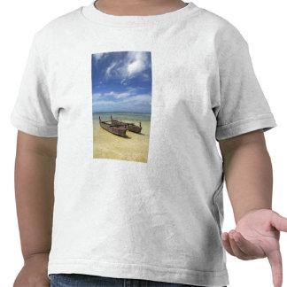 South Pacific, French Polynesia, Moorea. Tee Shirts