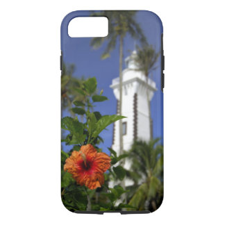 South Pacific, French Polynesia,Tahiti. Hibiscus iPhone 8/7 Case