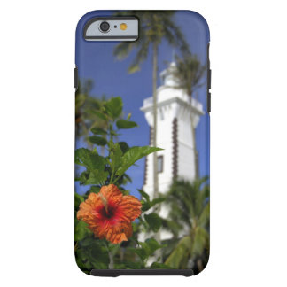 South Pacific, French Polynesia,Tahiti. Hibiscus Tough iPhone 6 Case