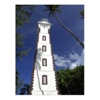 South Pacific, French Polynesia,Tahiti. Venus Postcard