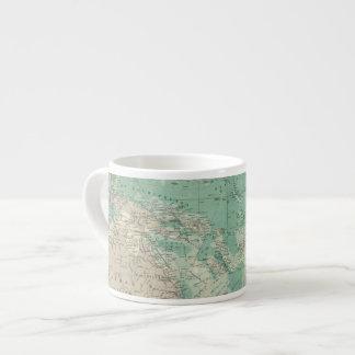 South Pacific Ocean Espresso Cup