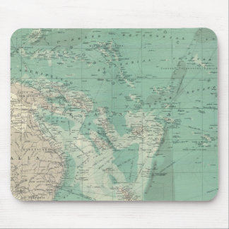 South Pacific Ocean Mouse Mat