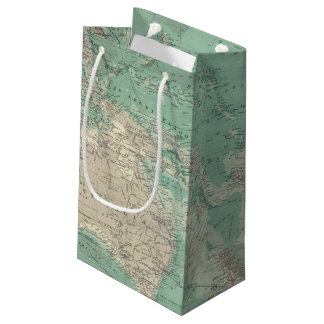 South Pacific Ocean Small Gift Bag