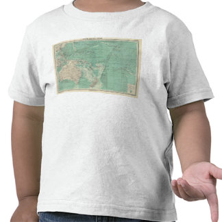 South Pacific Ocean Tee Shirts