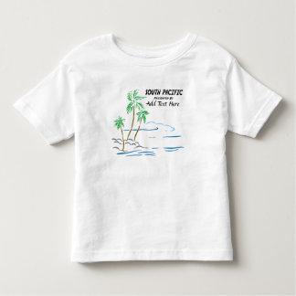 South Pacific, The Musical Tee Shirts