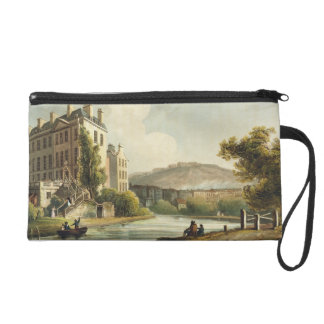 South Parade, from 'Bath Illustrated by a Series o Wristlet Clutch