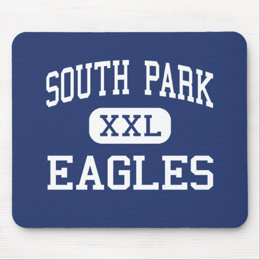 South Park - Eagles - High - Library Pennsylvania Mouse Pads