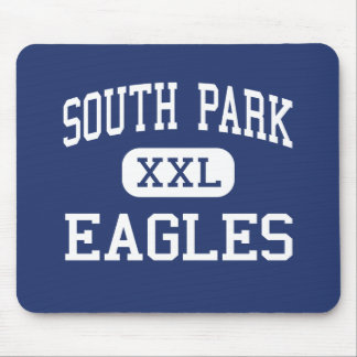 South Park Eagles Middle Library Mouse Pads