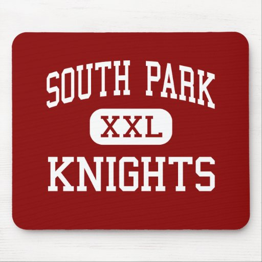 South Park - Knights - Middle - Corpus Christi Mouse Mat