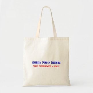 South Party Island, Party Atmosphere = Wild X bag