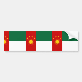 South Peru, Peru Bumper Sticker
