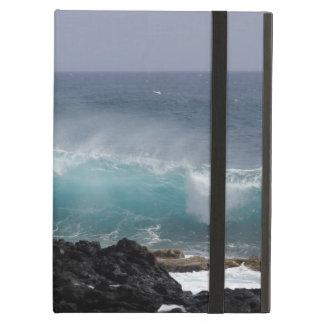 South Point Wave, Hawaii iPad Air Cover