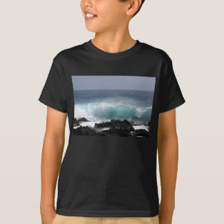 South Point Wave, Hawaii T-Shirt