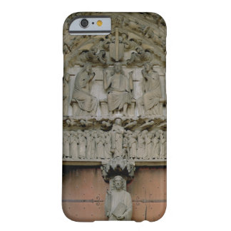 South Portal tympanum depicting Christ Enthroned w Barely There iPhone 6 Case