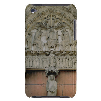 South Portal tympanum depicting Christ Enthroned w Barely There iPod Cases