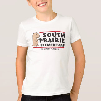 South Prairie Kids' logo T-Shirt