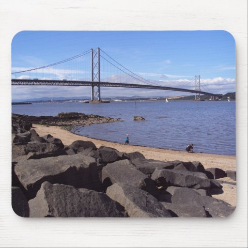 South Queensferry Mousepad