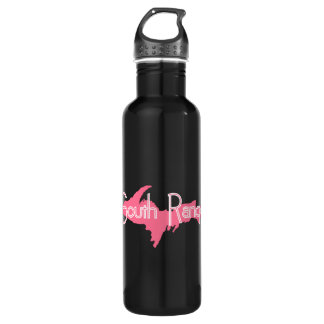 South Range, Michigan Upper Peninsula 710 Ml Water Bottle